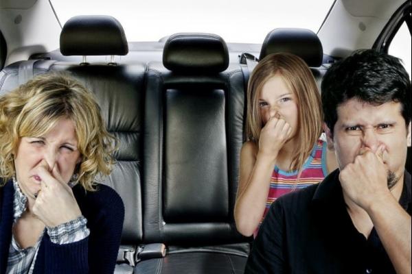 Tuyệt chiêu đối phó mùi ẩm mốc trong ô tô