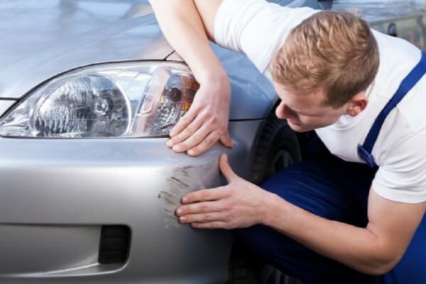 Cách xử lý hiệu quả khi xe ô tô bị trầy xước
