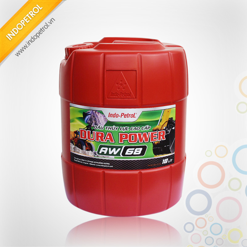 DURA POWER ANTI-WEAR HYDRAULIC OIL AW